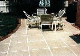 Outdoor Tile Over Concrete Deck Tiles Over Concrete Patio Outdoor
