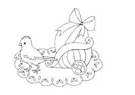 Easter Holiday Spring Coloring Pages Free For Kids Download Bunny Chicks Disney Duck Eggs Printable Book To Color Craft Activity Sheets 6