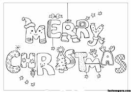 Christmas Colouring Pages Free Download And Print