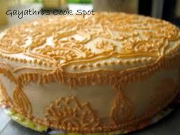 Eggless Simple Vanilla Cake – Gayathri s Cook Spot