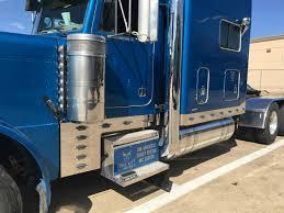 100 Semi Truck Led Lights Peterbilt 379 Cab Cowl Light Panels 65x1 Piece W P1 LED