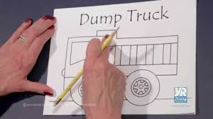 Teaching Kids How To Draw: How To Draw A Cartoon Dump Truck - YouTube How To Draw Dump Truck Coloring Pages Kids Learn Colors For With To A Art For Hub Trucks Boys Make A Cake Hand Illustration Royalty Free Cliparts Vectors Printable Haulware Operations Drawing Download Clip And Color Page Online