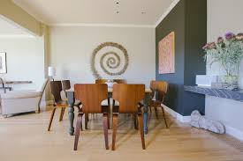 Abstract Art Beige With Great Room Dining Transitional And Way Switch
