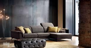 canapé angle design italien tout cuir canapé d angle cuir ou tissu