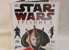 Star Wars Episode 1 Visual Dictionary