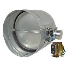 Round Ceiling Air Vent Deflector by Dampers Duct Accessories The Home Depot