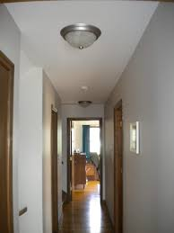 lighting small hallway lighting ideas light fixtures and flush