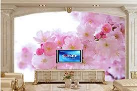 3d hintergründe wallpaper schöne rosa kirschblüte hotel