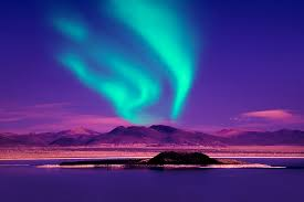 Northern Lights of Iceland including the Blue Lagoon Winter