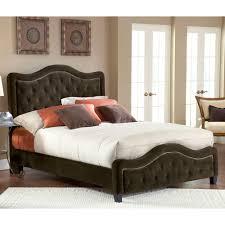 new bed and mattress innards interior