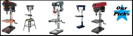 best drill press reviews and ratings for 2017