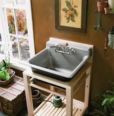 Kohler Utility Sink Amazon by Utility Sink Stand Befon For