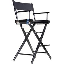 Filmcraft Pro Series Tall Director's Chair (30