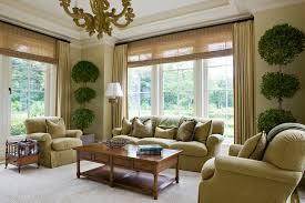wonderful window treatments for large living room windows window