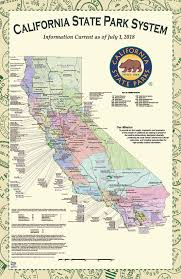 California State Park Maps
