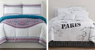 JCPenney plete Bedding Sets Just $34 99 – Regularly $110 ALL