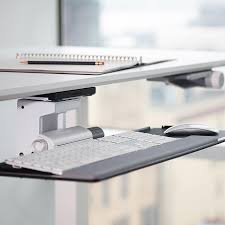 ergonomic keyboard systems keyboard trays and mouse platforms