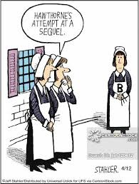 The Scarlet Letter Cartoons and ics funny pictures from