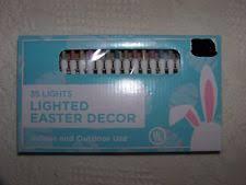 easter lights ebay