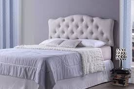 Diamond Tufted Headboard With Crystal Buttons by Amazon Com Wholesale Interiors Baxton Studio Rita Modern And