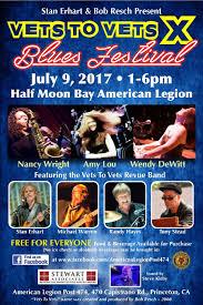 Pumpkin Patch Half Moon Bay 2017 by Vets 2 Vets Blues Concert July 9 2017 In Half Moon Bay San