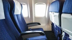 siege avion outrée refuse de changer de siège dans l avion