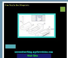 woodworking puzzle box plans 080631 woodworking plans and