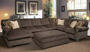 Jennifer Convertibles Sofa With Chaise by Prodigious Sample Of Sofa Couch Or Chesterfield Like Sofia Styles