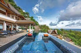 5 schlafzimmer luxus villa mit meerblick zur