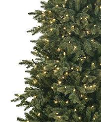 Fir Snap Slim Lit Tree Kennedy Christmas 75 Ideas