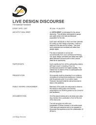100 Design 21 LIVE DESIGN DISCOURSE The Essential Framework 2019 INTERSECTION