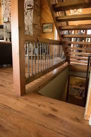 Doug Fir Flooring Denver by Stairs U0026 Hand Rails Hardwood Flooring Colorado Ward Hardwood