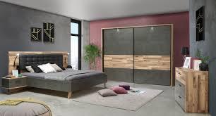 schlafzimmer komplett eiche optik ricco 3 teilig