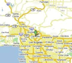 Largest Cities By Population Southern California Map County