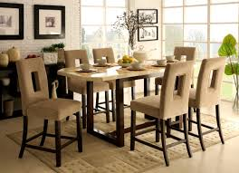 Dining Room Chairs Walmart Canada by Furniture Amusing Image Traditional Counter Height Dining Table