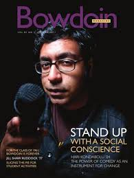 Bowdoin Magazine Vol 82 No 2 Summer 2011 By