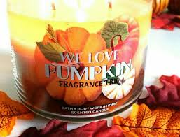 Bath And Body Works Pumpkin Apple Candle by Bath U0026 Body Works Candle Review We Love Pumpkin Triple Layered