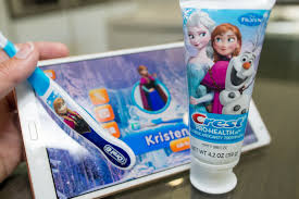 Healthy Halloween Candy Oral B by Frozen Inspired Toothbrushes And Toothpaste From Crest Oral B