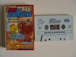 details zu bibi blocksberg 6 die kuh im schlafzimmer mc kassette kiosk hörspiel rot gelb
