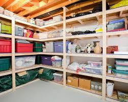 best 25 unfinished basement storage ideas on pinterest