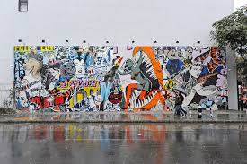 Famous Street Mural Artists by Houston Bowery Wall Art Mural Keith Haring New York City