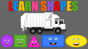 100 Garbage Truck Youtube Kids Learn Shapes With Learning Shapes For YouTube