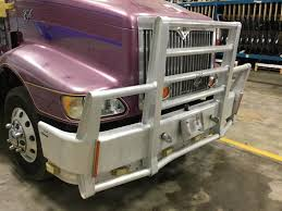 2000 International 9200 Grille Guard For Sale | Sioux Falls, SD ... Steelcraft Grill Guards Truck And Suv Accsories 304 Stainless Steel Front Bumper Grille Guard For Volvo Vnl Vnr Heavy Duty Deer Tirehousemokena Westin Hdx Heavyduty Fast Shipping Frontier Gear Chevy Silverado 2016 Black Ranch Hand Legend Series Ggc06hbl1 Tuff Parts Kelderman Ultimate Luverne Prowler Max Autoaccsoriesgaragecom 2007 Vnl Sale Spencer Ia 24667441