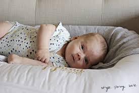 sleepyhead babys absoluter lieblingsschlafplatz style