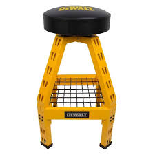 DEWALT Work Bench Height Shop Stool