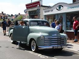 100 1950 Chevrolet Truck File20180801 Truck Station Road Sheringham 1