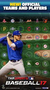 Tap Sports Baseball 2017 Action Sport Multiplayer Baseball Games
