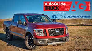 2017 Nissan Titan - 2017 AutoGuide.com Truck Of The Year Contender ...