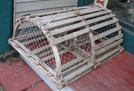a simple lobster trap