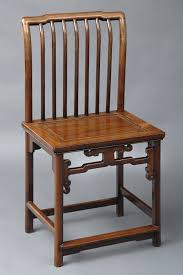 antique chair rosewood chair shaped crest rail